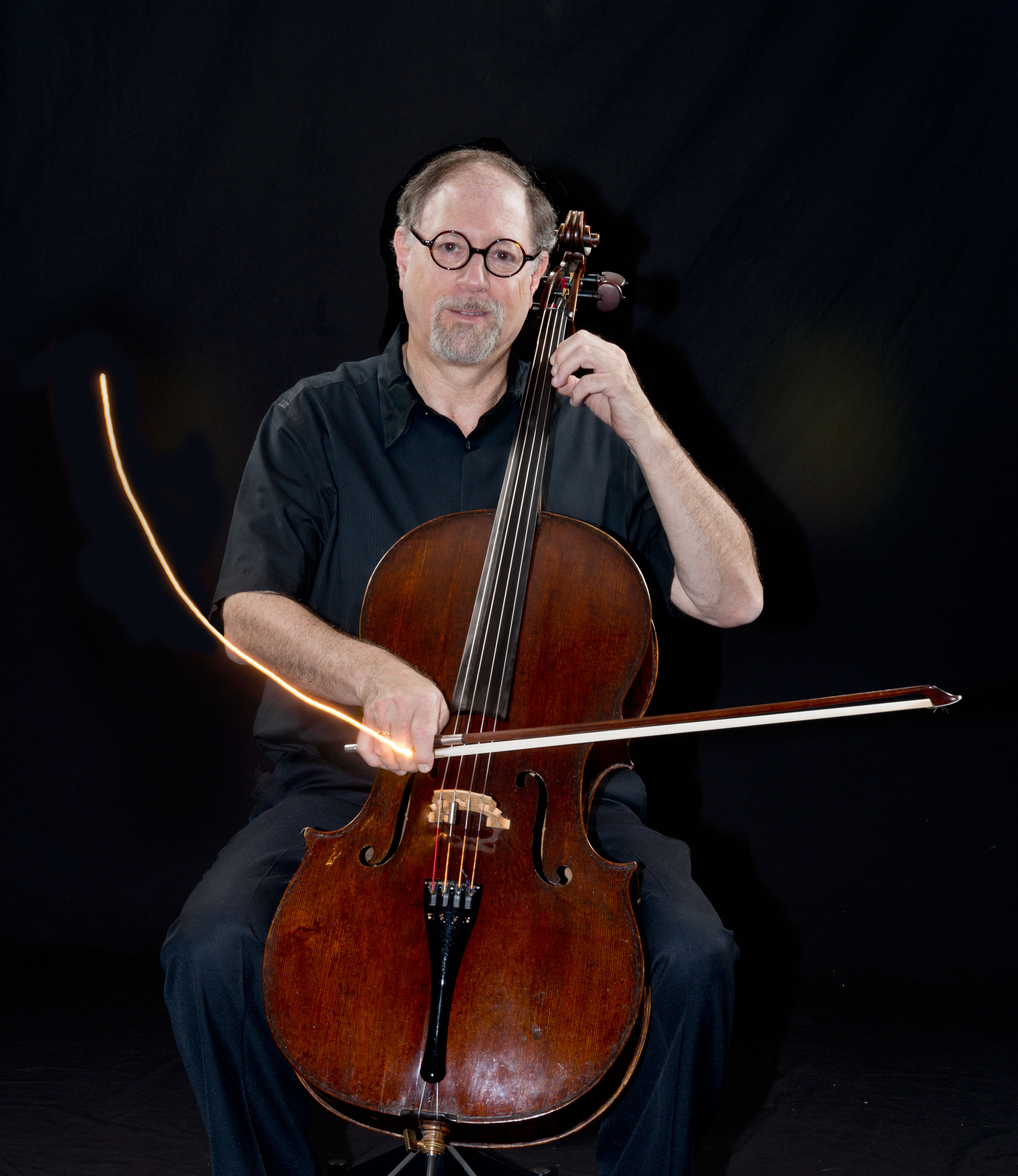 BOB JESSELSON'S CELLO BOWING PROJECT
