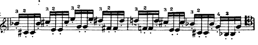 Saint-Saens concerto example